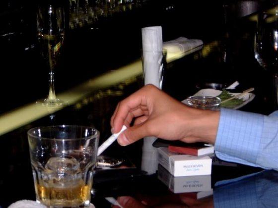 8お酒とたばこ