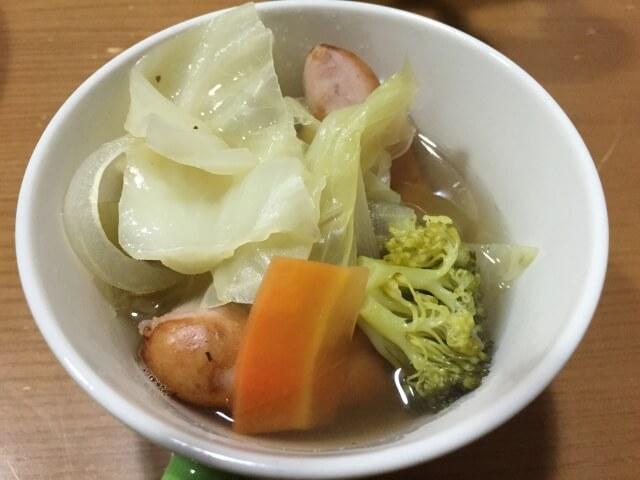 25野菜スープ