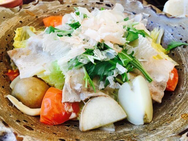 19温野菜