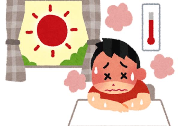 3熱中症症状