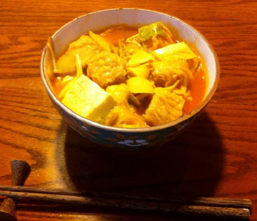 シューマイ鍋