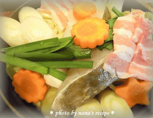 3回おいしい鍋
