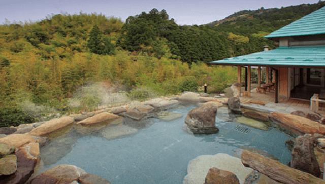 養老渓谷温泉