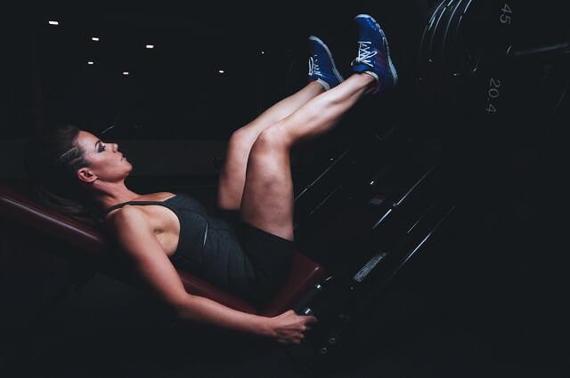 太もも筋肉