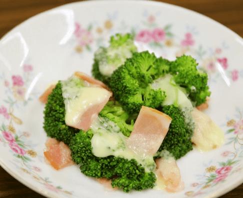 ブロッコリー節約レシピ
