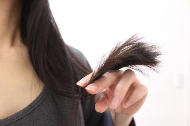 枝毛・切れ毛