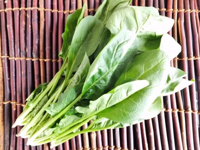 美髪緑黄色野菜