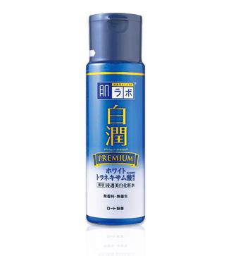 肌ラボ・白潤プレミアム薬用浸透美白化粧水