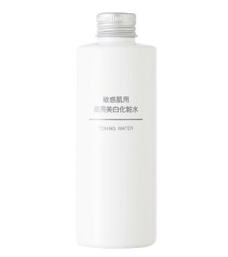 敏感肌用薬用美白化粧水無印