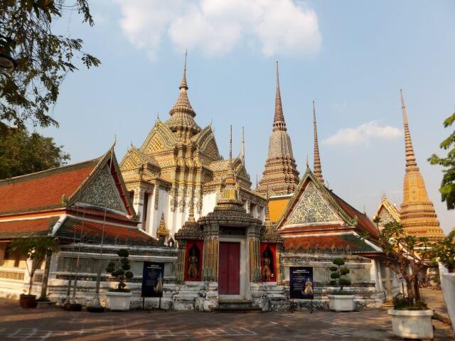 女子旅海外タイ