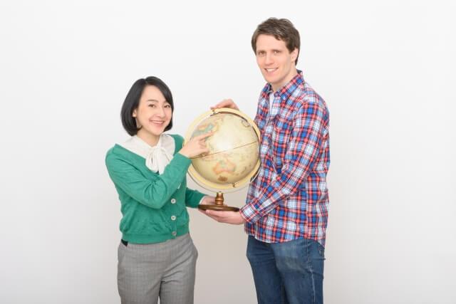 外国人男性にモテる女性の特徴