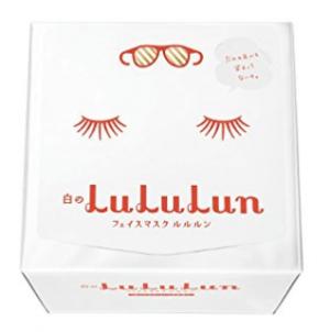白のLululun さっぱり透明感タイプ